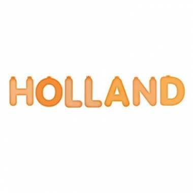 Holland opblaasletter