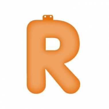 Oranje r
